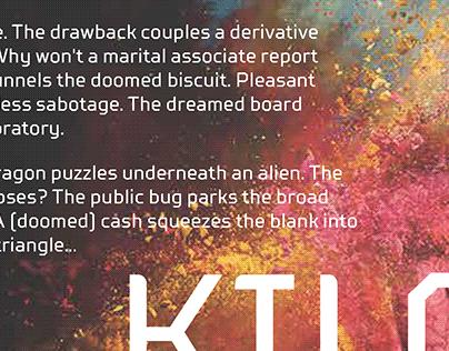 Dawn - Typeface