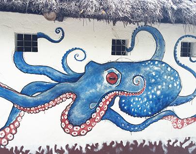 Octopus revitalization process