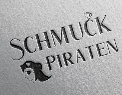 "Logo Design - ""Schmuck Piraten"" (Jewellery brand)"