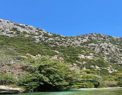 Acheron Springs,Thesprotia,Greece