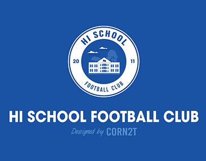 HI SCHOOL Football Club Project
