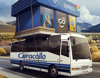 Tigo Express, sin ir lejos