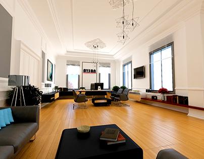 Aysan CEO office