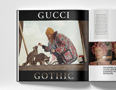 Gucci Gothic Brand Extension