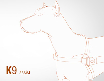 K9 Assist - Mobility product for paraplegic dogs