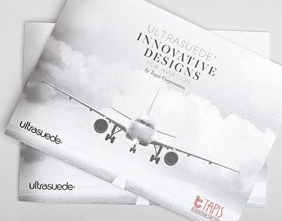 Ultrasuede Innovative Designs for Aviation