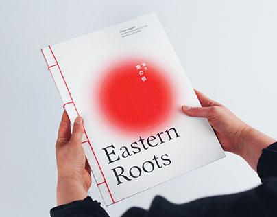 BA (Hons) Graphic Design Dissertation: Eastern Roots