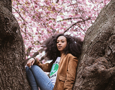 Chipper Things 2019 Lookbook for Earth Day collection.