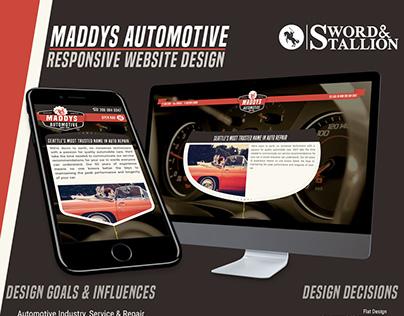 Maddys Automotive