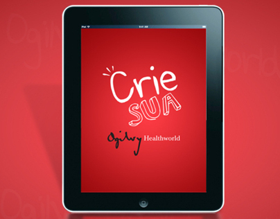 Ogilvy Health wordl Brasil | Ipad App