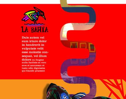 La Bahia Resturant Website