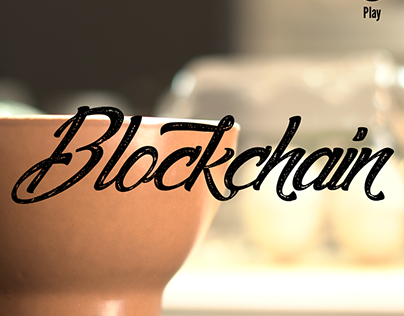 Blockchain - Evento
