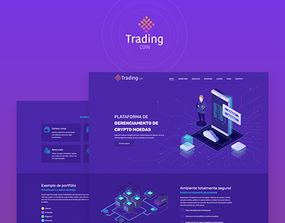Trading Coin - Crypto Currency