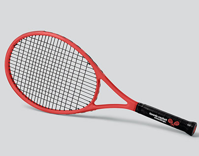 Tennis Racket Mockups