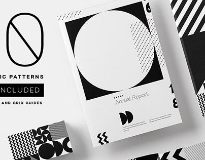 Seamless Geometric Pattern Collection By:Twinbrush
