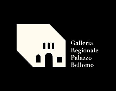 Galleria Regionale Palazzo Bellomo | Visual Identity