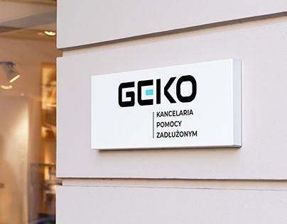 GEKO - brand identity