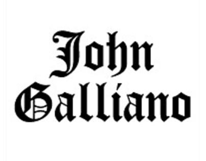 John Galliano and Dior