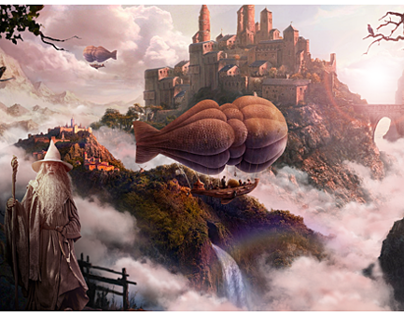 My matte painting