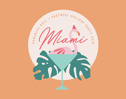 VB+P Holiday Party 2018: Miami