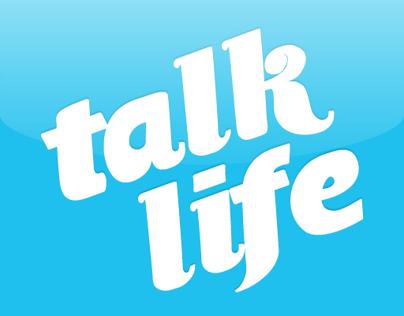 Talklife App GUI Ver 2.0