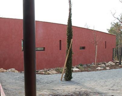 Villa Stendhal, France, 2000-2004