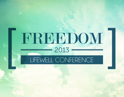 Freedom Conference 2013