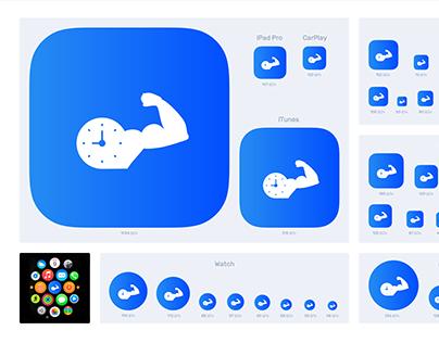 Icon appMobile Sport