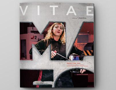 Vitae Print and Web Magazine - Summer 2016