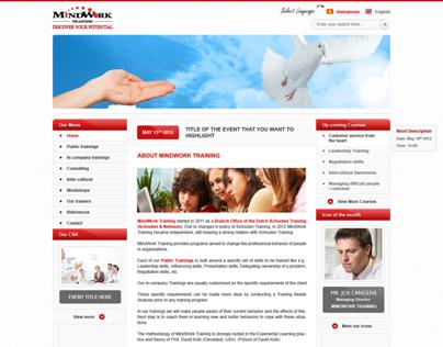 Mindwork Training Website