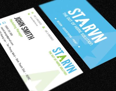 Starvn Website