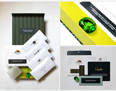 Raunaq Emerald Welcome Kit