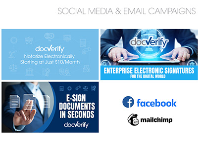 Social Media & Email Campaigns