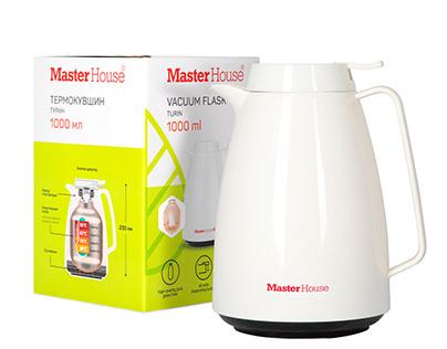 Facuum flask packaging design