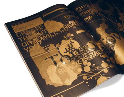 Tomorrow #03 - Editorial Design