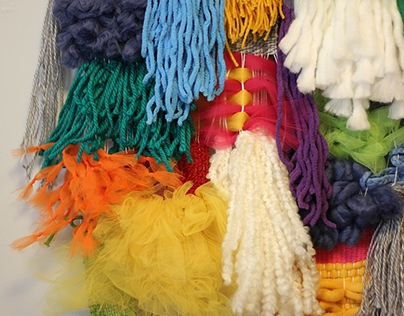 Malady Weavings- BFA show