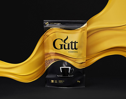Moving to Sophistication: Gutt Coffee Redesign