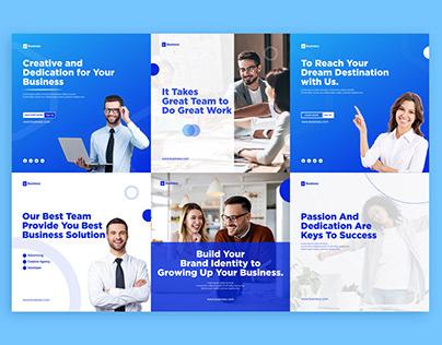 Corporate Agency| Social Media Post