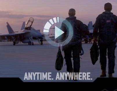 Anytime. Anywhere. | Royal Australian Air Force | GPY&R