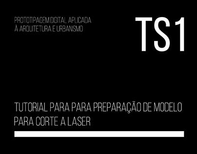Tutorial Para Corte A Laser - TS1