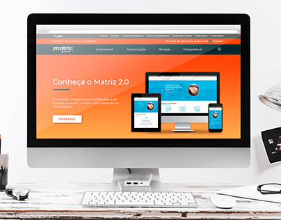 Website CMS Matriz