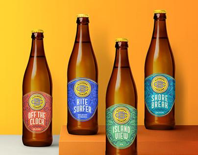 Blouberg Brewery Craft Beer Packaging