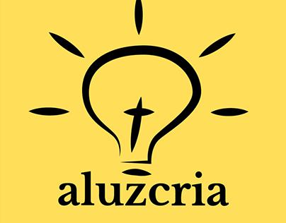 Identidade Visual @aluzcria