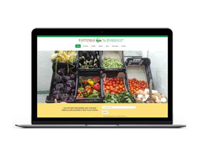 fattoriailparroco.it   website development