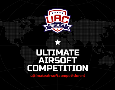 Branding the Ultimate Airsoft Competition