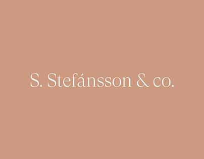 S. Stefánsson & co.