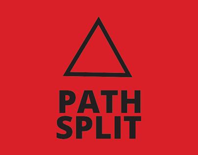 Path Split // Branding
