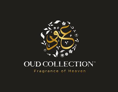 Perfume Logo design- Arabic Logo