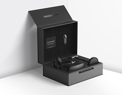 Oculus Rift Packaging