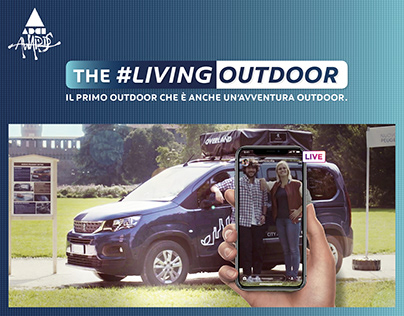The Living Outdoor - Peugeot